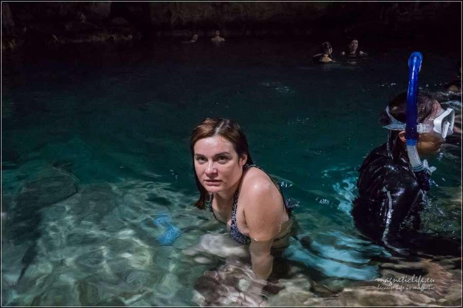 Można popływać