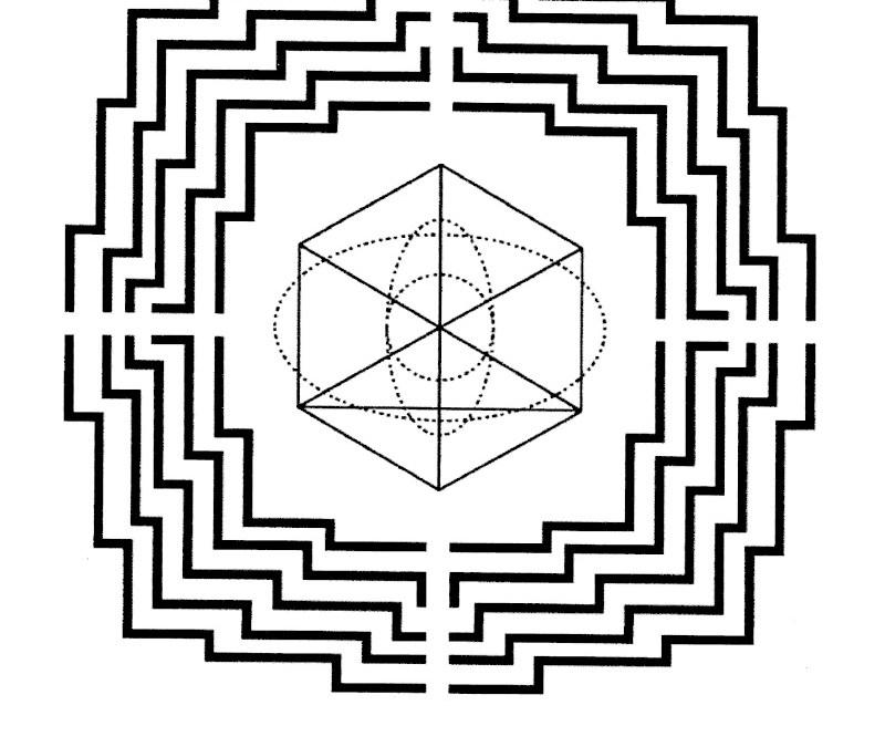 IOHREI Onde de forme et Géométrie sacré