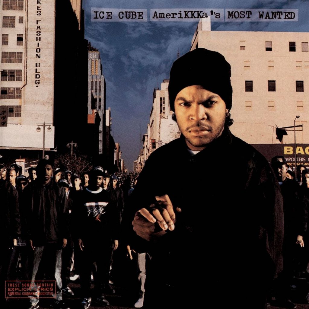 Ice Cube Released Solo Debut Amerikkka S Most Wanted 30