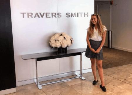 Nora Bjornstad X Travers Smith - magnet.me