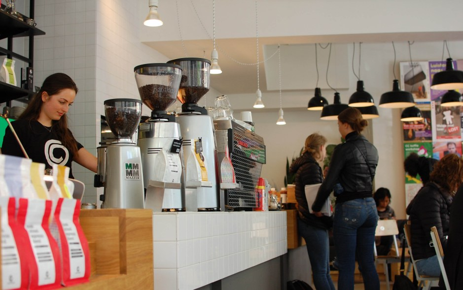coffee - company - Leiden - breestraat - study -places
