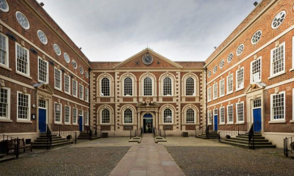 The Bluecoat study place Liverpool