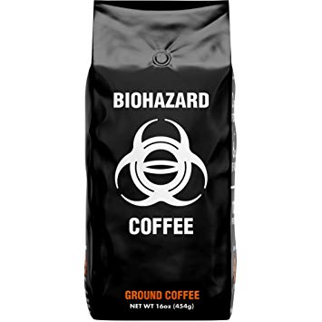 Biohazard coffee - The best time of the day to drink coffee as a student - Magnet.me blog en