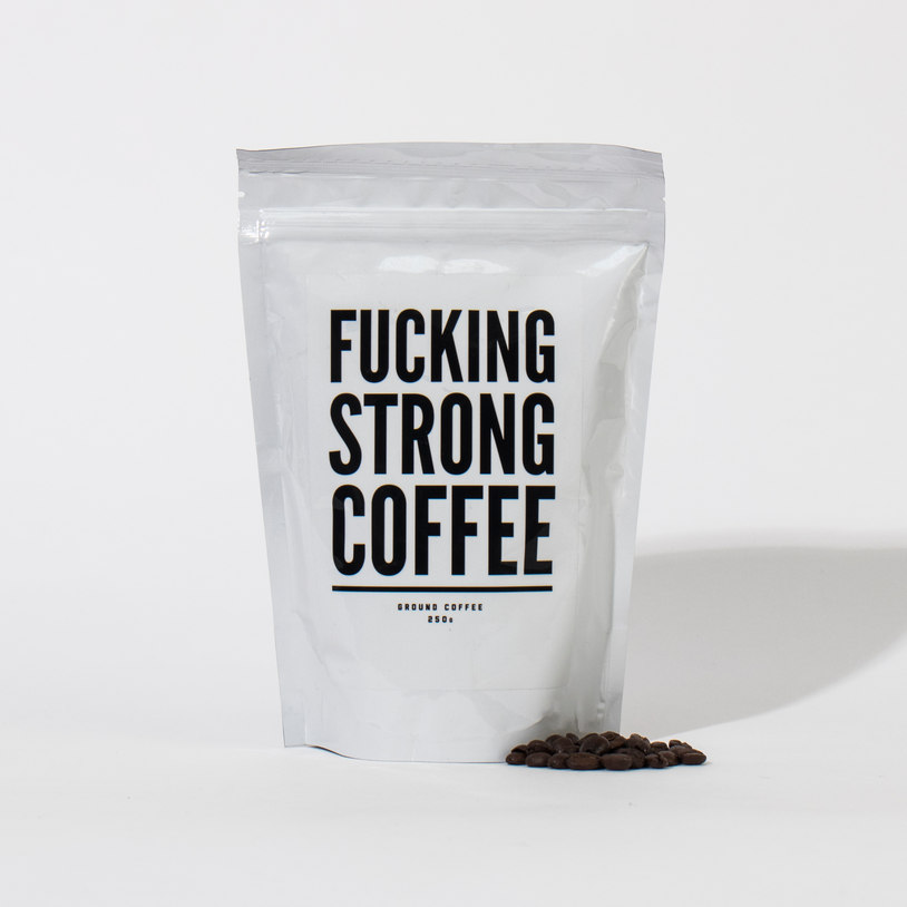 Fucking strong coffee - The best time of the day to drink coffee as a student - Magnet.me blog en