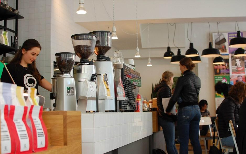 coffee company - Leiden - koffie - studieplek