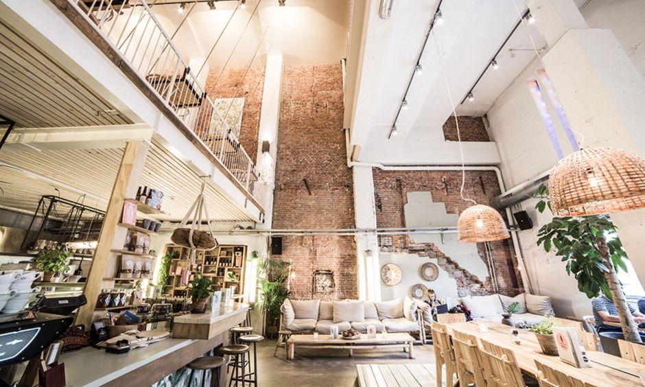 Coffee & Coconuts is de meest ontspannende studieplek in Amsterdam