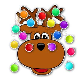 magnetic reindeer