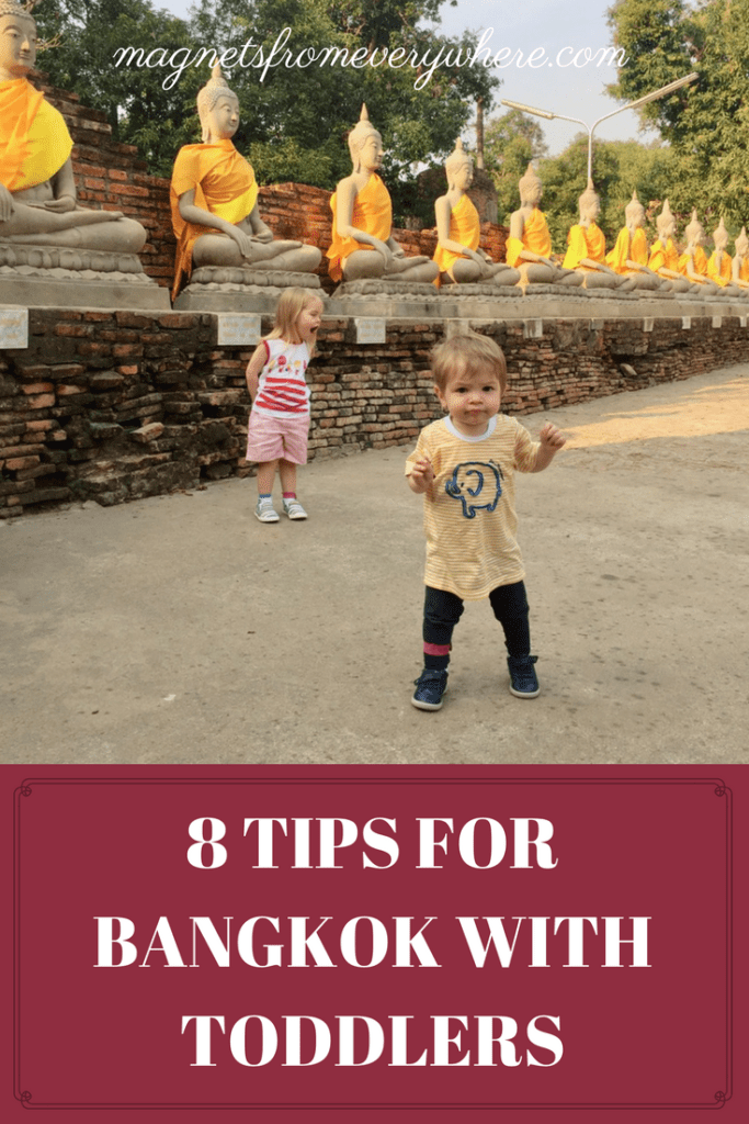 8 Tips for Bangkok with toddlers