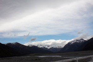 Drive through Arthur's Pass