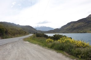 Road by Lake Wanaka