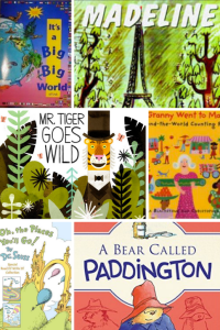 2-5 Year Old Travel Inspiring Book Recommendations