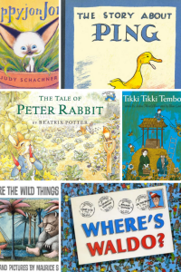 5-7 Year Old Book Recommendations for Inspiring Wanderlust