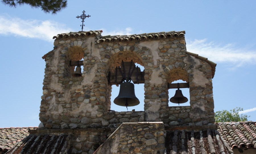 Mission San Miguel Bells