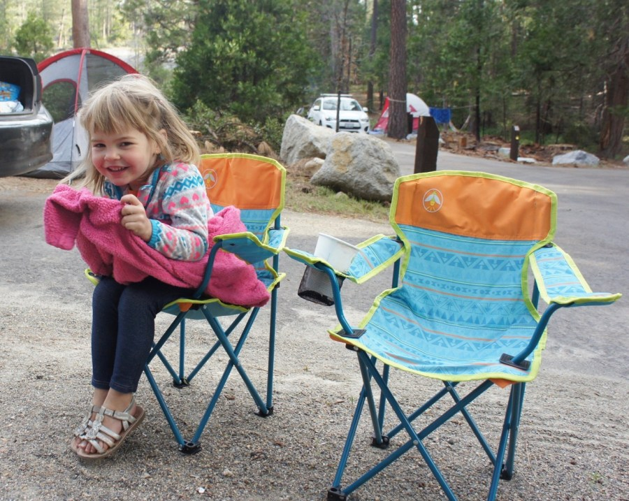 HJ Camping Chairs