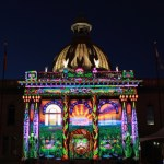 "Redwood City ""Magic Lantern 3D Light Show"""