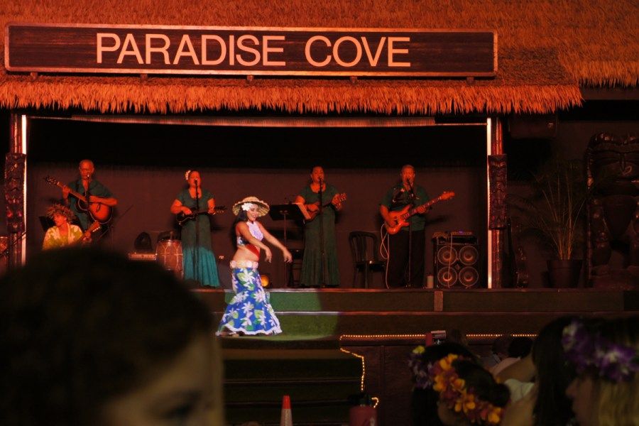 Hula Dancer Paradise Cove Luau Review