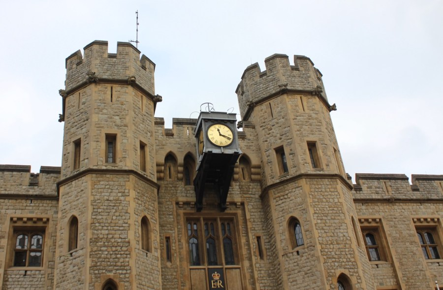 Jewel Tower in London