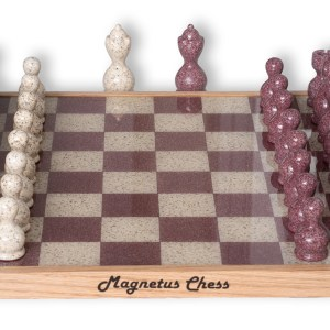 Granite Chess Set