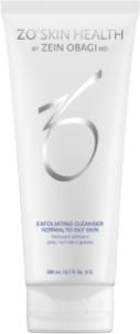 zo exfoliating cleanser