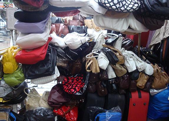 Bags Shopping at Colaba Causewa