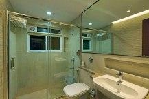 Deluxe Room Toilet at Resort