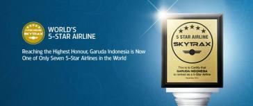Highest 5 Star Island Of Garuda Indonesia