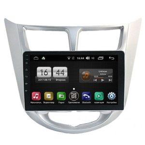 "Hyundai Accent 2010-2017г. Андроид 9"""