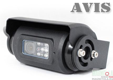 AVIS AVS655CPR   Камера заднего вида для грузовых ...