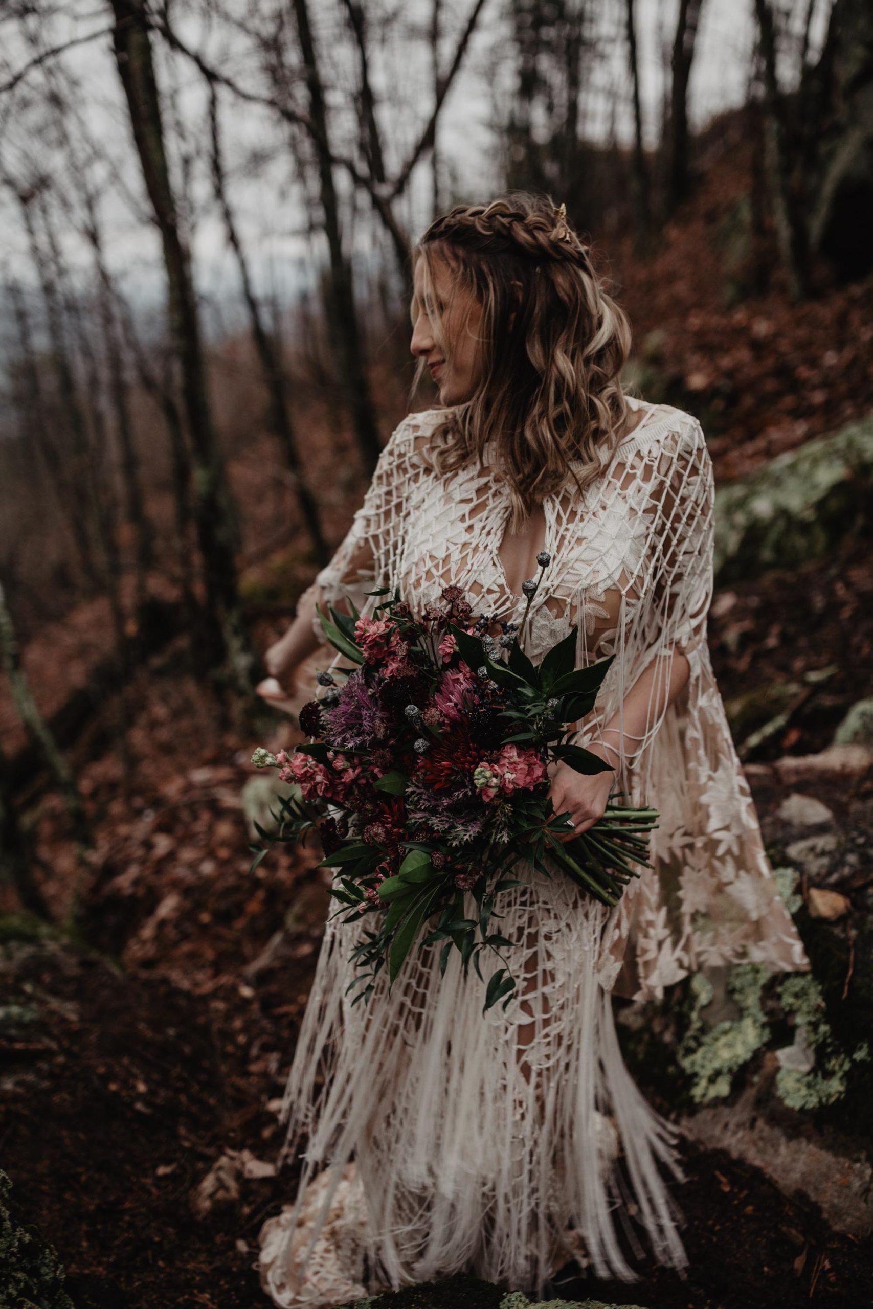 The Trillium Venue | Smoky Mountain Wedding Photographer