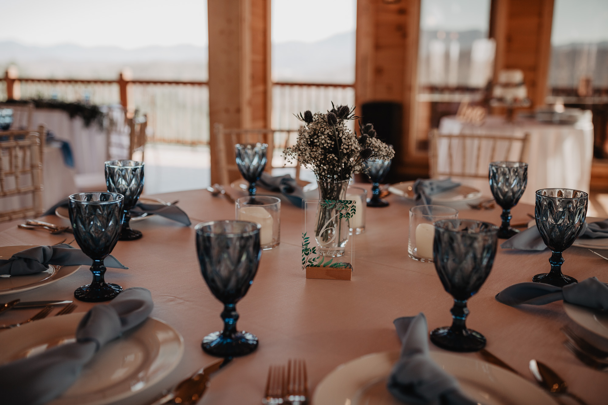 Destination Wedding at The Magnolia venue in the Smoky Mountains | Magnolia + Ember