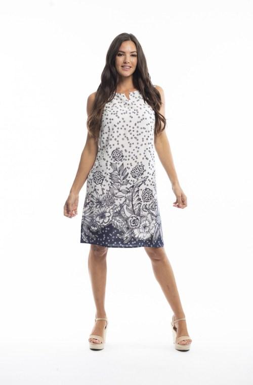 Orientique Dress Style 3020