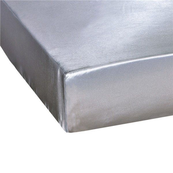 silk grey sheet