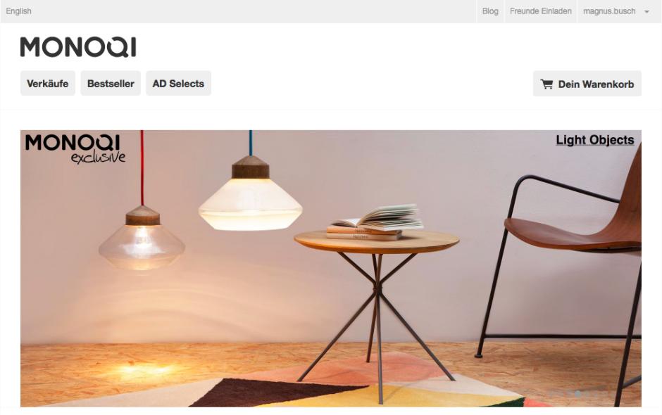 monoqi online shop