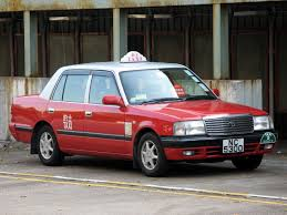 香港タクシー