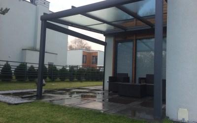 Lewens Puro – szklany dach na cały rok (VIDEO)