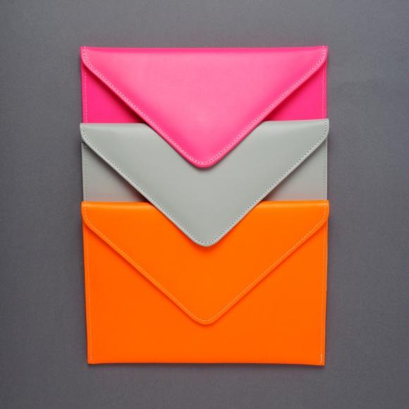 leather mini ipad wallet