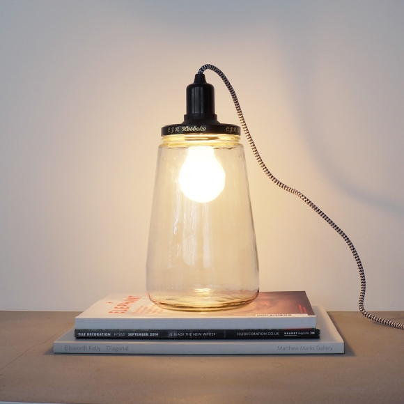 pickle lamp