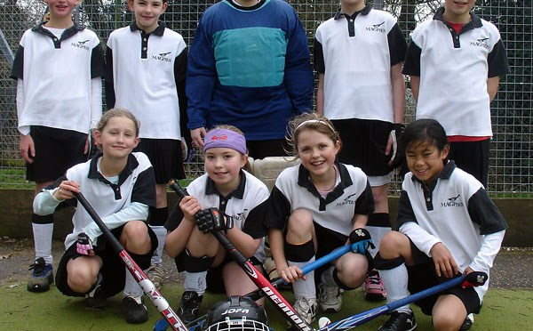 U11 Girls Norfolk Championships – photo