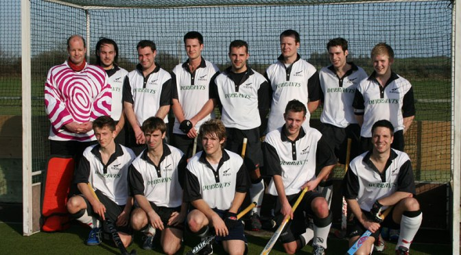 Mens 1st Team 2007 – photo