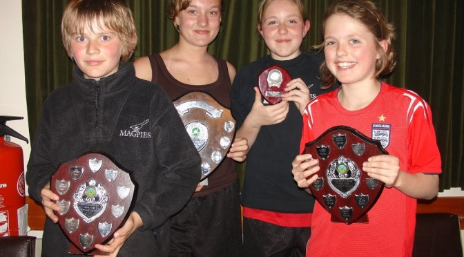 Magpies Youth – Presentation Evening