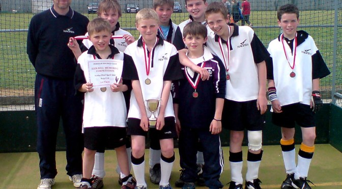 U13 Boys Dereham Minis – WINNERS – Photo