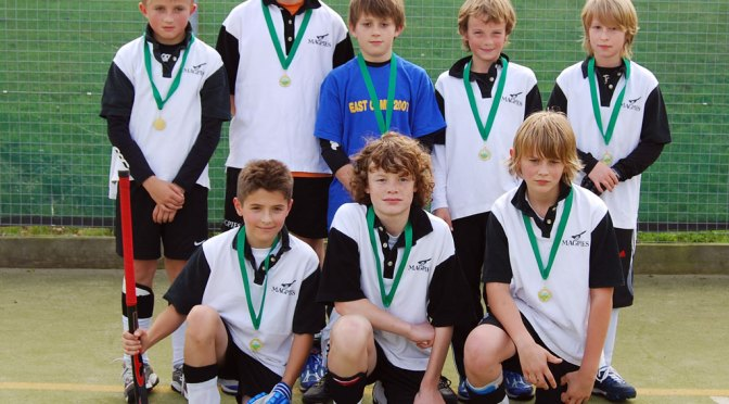 U13 Boys North Walsham Minis – WINNERS – Photo