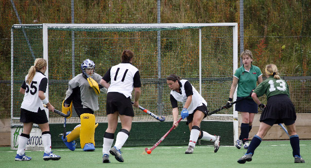 Ladies 2s vs Lincoln, 2-2 draw – photos