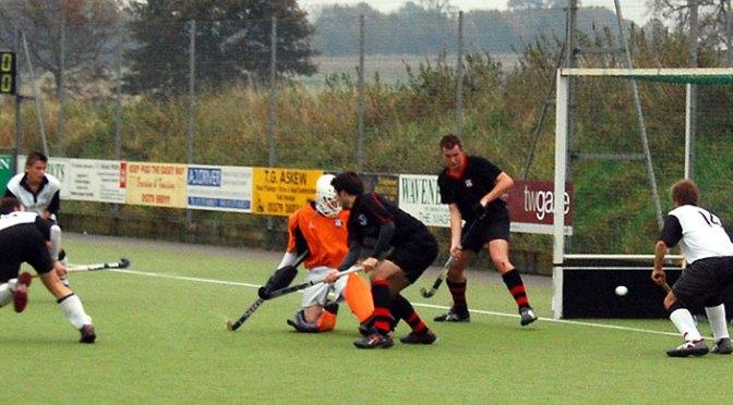 Mens 1s, opening goal against Havering