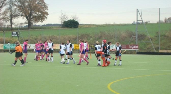 Ladies 1st team photos v Sutton Coldfield