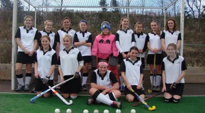 Under 15 Girls 7-0 Safron Walden – National Plate
