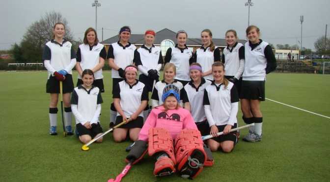Under 15 Girls Cup v Old Loughtonians