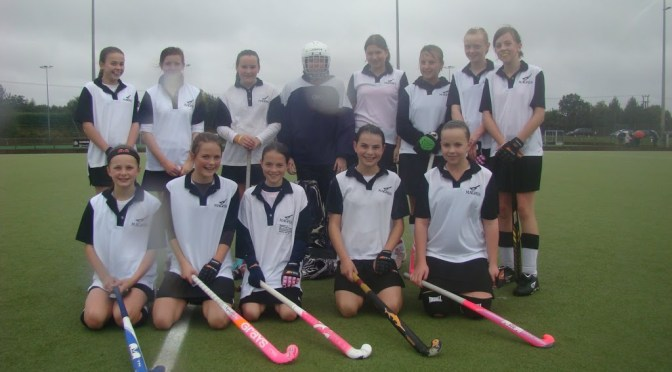 Under 15 Girls Cup 1st Rd
