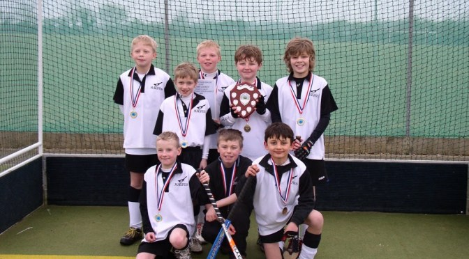 Under 11 Boys win Watton Tournament