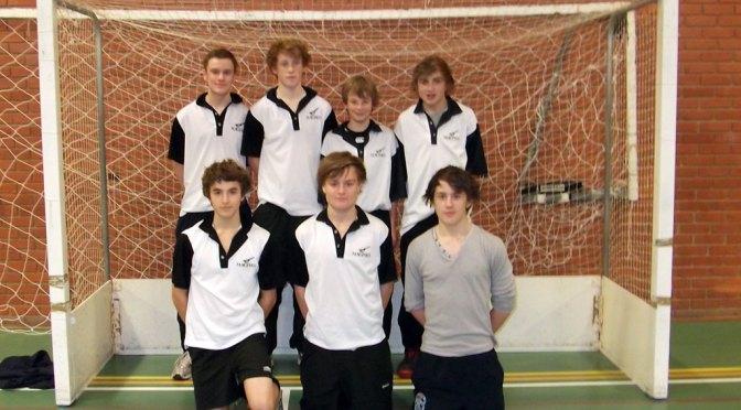 East U16 Boys Winners – Indoor Championship – photos